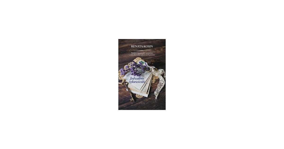 ab9f63dd62ef3e Jedwabne rękawiczki - bookbook.pl - księgarnia internetowa oraz niemal 100  księgarni w całej Polsce